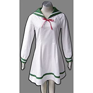 Japanese Anime Air Gear Cosplay Costume - Simca Sailor Set Small