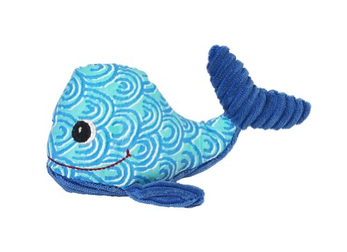 Maison Chic Wally The Whale Rattle