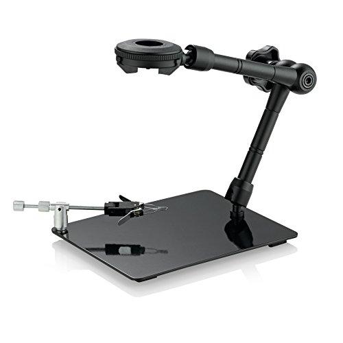 Supereyes-Z004ZB-Magic-Jewelry-Universal-Adjustable-Stand-for-Handheld-Digital-Microscope-Magnifer-Endoscope-Otoscope-Loupe