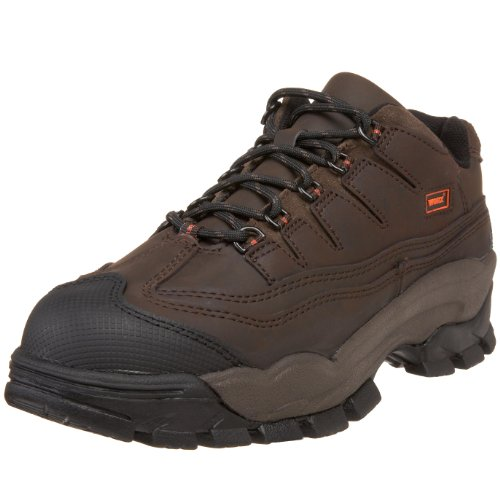 WORX By Red Wing Shoes Menu0026#39;s 5300 Safety-Toe BootBrown14 M US