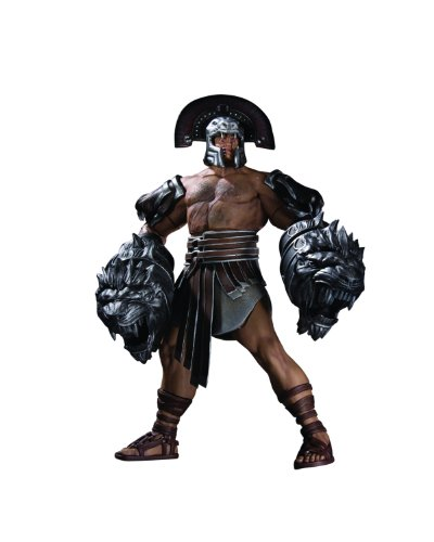 DC Unlimited God of War Series 1: Hercules Action Figures