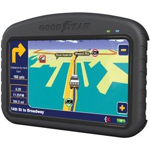 Goodyear Gy 500X 4.3-Inch Bluetooth Portable Gps Navigator