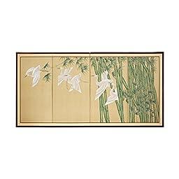 Oriental Furniture Bamboo Escape - 18\