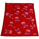WARM UP - Baby Blanket Cum AC Comforter Cum Wrapping Sheet - Double Layered With Hood - B01LXFFW2W