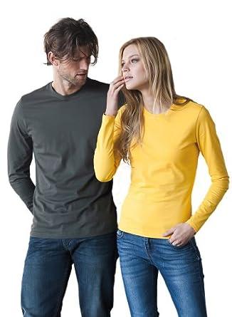 Kariban Figurbetontes Langarm T-Shirt K359, Größe:S;Farbe:Black