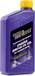Royal Purple High Performance Engine Break-in Oil by Royal Purple