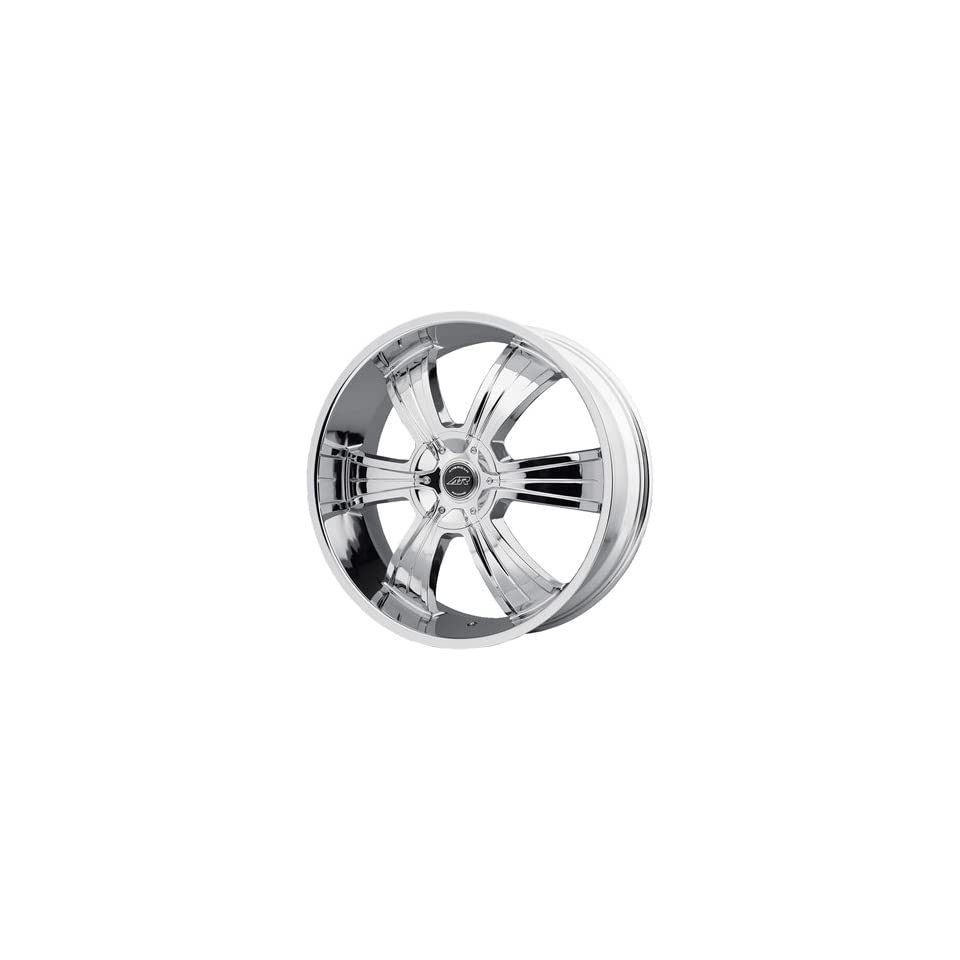 American Racing AR894 18x8 Chrome Wheel / Rim 6x5 & 6x5.5 with a 35mm Offset and a 78.30 Hub Bore. Partnumber AR89488073235