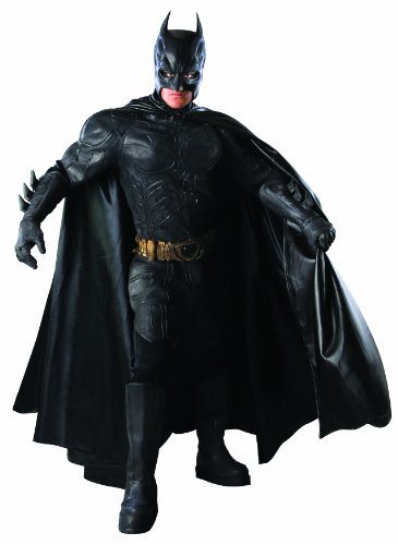 Batman The Dark Knight Rises Grand Heritage Collector's Batman Costume - S to XL