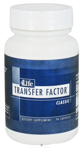 4Life Transfer Factor Classic (90 Capsules) front-630059