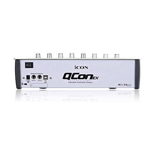 iCON QCon EX – Expansion Midi Controller - 3