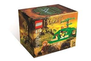 2013 SDCC Exclusive Lego Hobbit Micro Scale Bag End