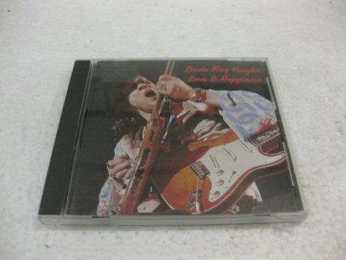 Stevie Ray Vaughan Love & Happiness by Stevie Ray Vaughan