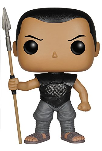 Funko POP Game of Thrones: Grey Worm Action Figure - 1