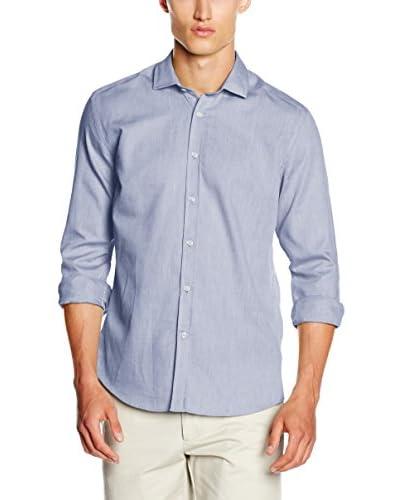 POLO CLUB CAPTAIN HORSE ACADEM Camisa Hombre Gentle Taylor Azul Marino