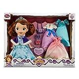 ディズニー(Disney) ちいさなプリンセス ソフィア 人形 ドール フィギュア おもちゃ 玩具 セット ローブ 部屋着 服 [並行輸入品]