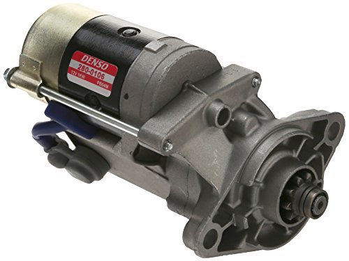 Denso 280-0106 Remanufactured Starter (Denso Starters compare prices)