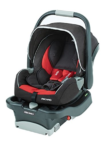 Recaro Performance Coupe Scarlett Infant Safety Child Car Seat front-841601