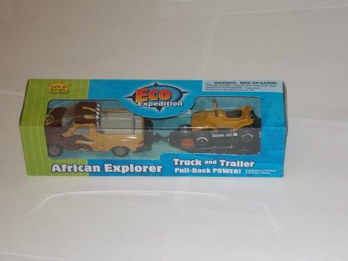 African Explorer Truck & Trailer - 1