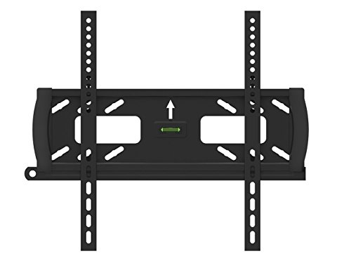 Flat/Fixed Wall Mount Bracket with Anti-Theft Feature for Toshiba 39L22U 39