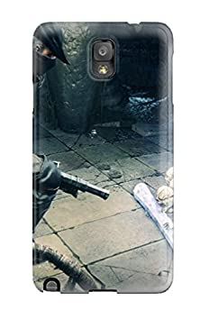 buy New Style First-Class Case Cover For Galaxy Note 3 Dual Protection Cover Bloodborne