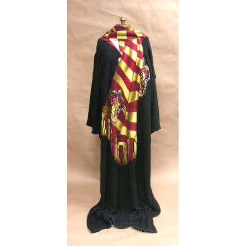 Amazon.com - Harry Potter (Winter Look) Micro Raschel Comfy Throw