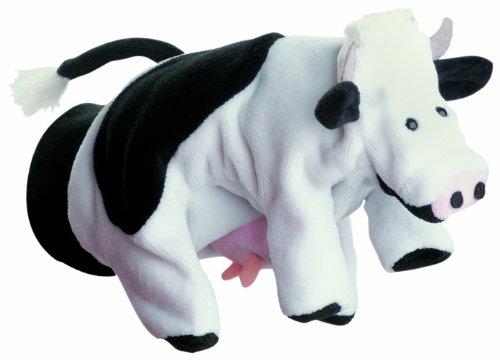 Hape - Beleduc - Cow Glove Puppet