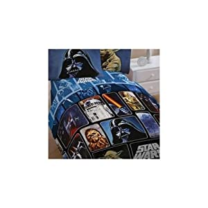 Star Wars 4pc Twin Bedding Set Comforter 3pc