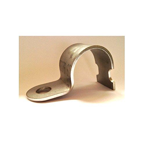 Morsetto in acciaio inox di correzione rapida (25mm NB 34mm di diametro) per uso con Unistrut / Oglaend canali confezioni: 1