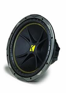 Kicker Comp 07C124 12-Inch 4-Ohm Subwoofer