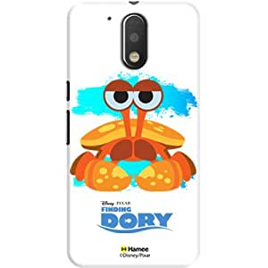 Hamee Disney Pixar Finding Dory Official Licensed Designer Cover Hard Back Case for Lenovo K5 Note (Dory Character 1)