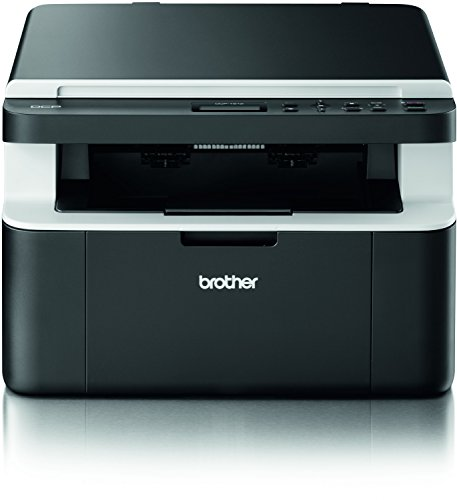 Brother DCP-1512 MFP Stampante Laser, A4, Nero