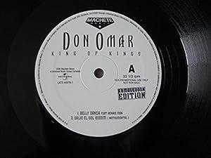 "Don Omar King of Kings 12"" Vinyl Featuring Bennie Man, Tres Coronas"