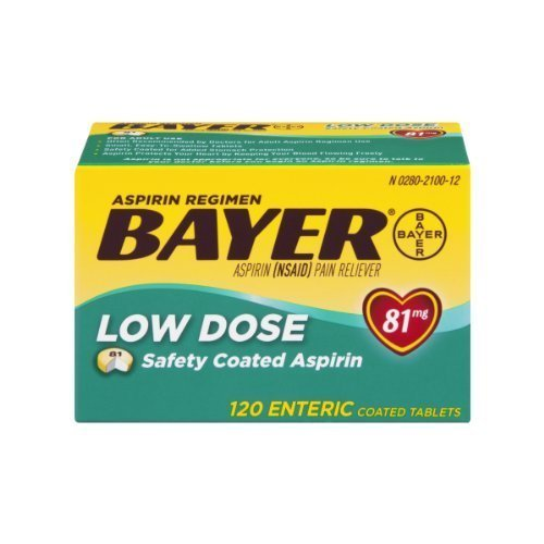 bayer-aspirin-regimen-pain-reliever-low-dose-enteric-coated-tablets-120-ct-by-bayer-heal