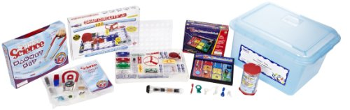 Eta Hand2Mind Science Topic Tote: Electricity & Magnetism (Grades 6-8)