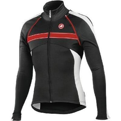 Buy Low Price Castelli 2012/13 Men's Pazzo Convertible Cycling Jacket – B11502 (B006GY0RN4)