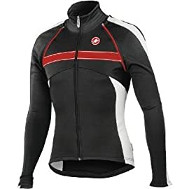 Castelli 2013/14 Men's Pazzo Convertible Cycling Jacket - B11502