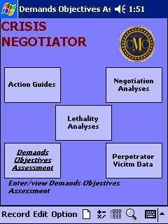 Crisis Negotiator