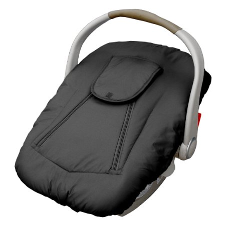 Buy Bargain Jolly Jumper Arctic Sneak A Peek Infant Car Seat Cover Black