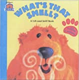 Jim Henson Company What's That Smell?: A Lift-and-sniff Book (Bear in the Big Blue House)