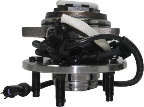 Brand New Front Wheel Hub and Bearing Assembly Mazda B4000 Ford Ranger 4x4 5 Lug Pulse Vacuum Lock Hub W/ ABS 515027