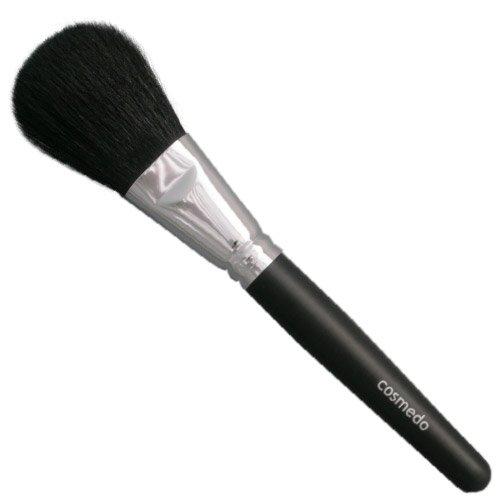 匠の化粧筆コスメ堂 熊野筆 メイクブラシ レギュラータイプ 粗光峰100%フェイスブラシ