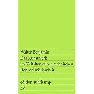 Edition Suhrkamp, Nr.28, Das Kunstwerk im Zeitalter seiner technischen Reproduzierbarkeit: Drei Studien zur Kunstsoziologie