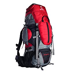 Wildcraft Red Hiking Backpack (8903338001973)