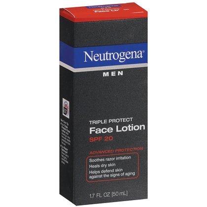 Neutrogena Hommes Triple Protect Lotion pour le