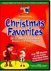 Christmas Favorites: 16 Classic Christmas Songs for Children by Cedarmont Kids