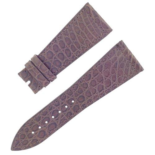 franck-muller-b07-26-19mm-genuine-alligator-leather-matte-brown-watch-band