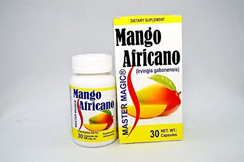 Master Magic Mango Africano the Newest to Lose Weight (Pill Master compare prices)