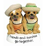 Friends and Sunshine Figurine