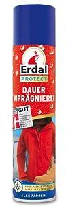 Erdal Dauer Imprägnierer farblos, 6er Pack (6 x 400 ml)
