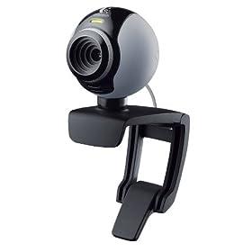 Logitech C250 Webcam (Grey)